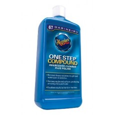Meguiars Båtpleie One Step Compound
