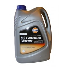 Gulf Superfleet Supreme 15W-40 - 20L
